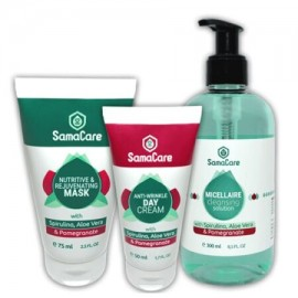 SamaCare Natural beauty choice GET ALL 3 PRODUCTS TOGETHER OFFER PACKAGE